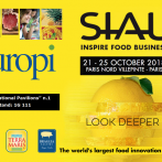 We will be present at: Sial 2018